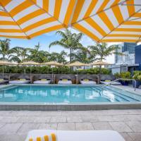 Catalina Hotel & Beach Club, hotell i Miami Beach