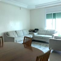 Apartment with 2 bedrooms in Asilah, with wonderful sea view, furnished balcony and WiFi