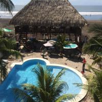 Sabas Beach Resort, hotel in La Libertad