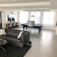 Apartment with one bedroom in Brossard with furnished terrace and WiFi