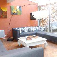 House with 3 bedrooms in Roussillon with enclosed garden and WiFi