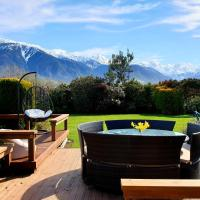 Te Mahuru Retreat, hotel in Kaikoura
