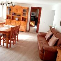 Apartment with 2 bedrooms in Maspujols, with enclosed garden and WiFi - 17 km from the beach