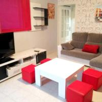 Apartment with one bedroom in Sevilla with wonderful city view balcony and WiFi