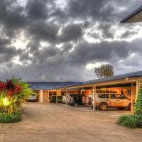 Tropixx Motel & Restaurant, hotel em Ingham
