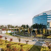 LOTTE City Hotel Gimpo Airport、ソウルのホテル