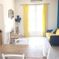 Maison de 2 chambres a Lucciana avec magnifique vue sur la montagne jardin clos et WiFi a 5 km de la plage, hotel near Bastia - Poretta Airport - BIA, Lucciana