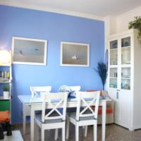 Apartment with one bedroom in Chipiona, with wonderful sea view, furnished terrace and WiFi - 200 m from the beach