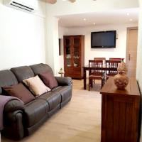 Apartment with 3 bedrooms in Maspujols, with enclosed garden and WiFi - 17 km from the beach