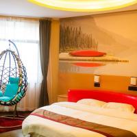 Thank Inn Plus Hotel Henan Xuchang Yuzhou City Binhe Road, отель в городе Yuzhou