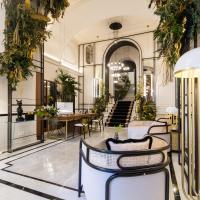 Palacio Vallier 5*, hotel in Valencia