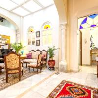 House with 2 bedrooms in Sevilla with enclosed garden and WiFi 80 km from the beach