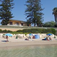 Villa Sogno sulla Spiaggia, hotel a Fontane Bianche