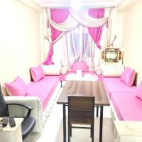 Apartment with 2 bedrooms in Imzouren with furnished garden 18 km from the beach, hotel near Cherif Al Idrissi Airport - AHU, Al Hoceïma