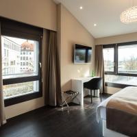 Hotel Lo! im Kreuz Jona, отель в городе Рапперсвиль-Йона