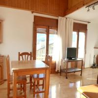 Apartment with 2 bedrooms in Alp with balcony 8 km from the slopes
