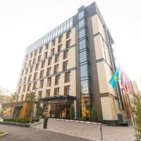 Resident City Hotel, hotel in Almaty