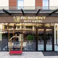 Resident City Hotel, отель в Алматы