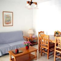 Apartment with 3 bedrooms in Puerto de Mazarron with terrace and WiFi 50 m from the beach