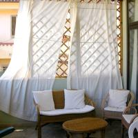 Apartment with one bedroom in Moneta with furnished balcony 600 m from the beach