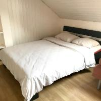 Apartment with one bedroom in Neuchatel with WiFi 2 km from the beach
