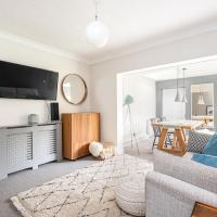 Modern, deceptively Spacious & Beautifully bright!