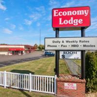 Economy Lodge Portsmouth, hotel in Portsmouth