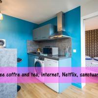 LOURDES cosy appartement sanctuaire centre ville