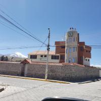 Hostal San Fernando, hotel em Cayambe