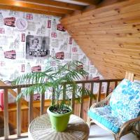Studio in Berck with furnished garden and WiFi 2 km from the beach