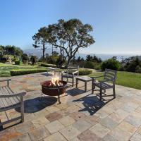 Palatial All-Suite Pebble Beach Ocean-View Estate Home