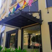 Yafko Hotel, ξενοδοχείο στην Άκαμπα