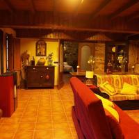 A Casa do Río, hotel in Chantada