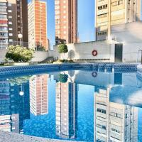 BENIDORM CENTER KENNEDY APARTMENT