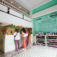 d HOSTEL, 4 BR Private Floor, near Khaosan Road
