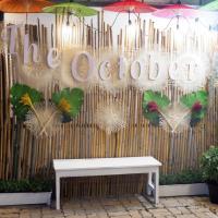 The October, hotel in Ko Larn