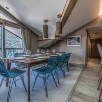 Courchevel Appartement neuf avec vue unique by Locationlacannecy