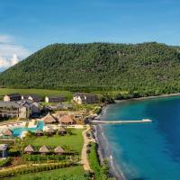 Cabrits Resort & Spa Kempinski Dominica, hotel in Portsmouth