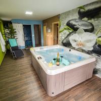Holiday Home with Hot tub and Sauna Sabina