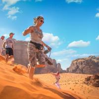 WadiRum Mobile Camp, hotel in Wadi Rum