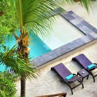 La Puerta Azul Beachfront - Adults Only, hotel en Isla Holbox