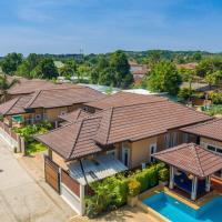 Rawai Private Villas - Pools and Garden