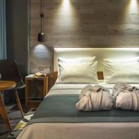 Hotel Cura, отель в городе Чанаккале