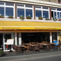 Hôtel restaurant l'Estuaire Tréguier, hotel u gradu 'Tréguier'