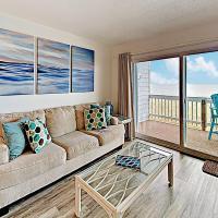 Oceanfront Condo w/ Pool - Steps to Beach! condo