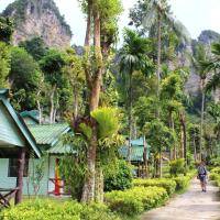 Chill Out Bar and Jungle Bungalows, Hotel in Krabi