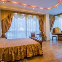 Отель Москва, отель в Геленджике