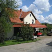 Bismarckhöhe Tharandt, отель в городе Тарандт