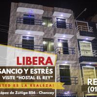 HOSTAL EL REY, hotel en Chancay