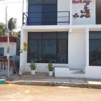 Posada Hol-Koben, hotel in Río Lagartos